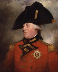 Retrato de Jorge III por Sir William Beechey|
